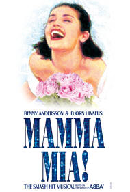 MAMMA MIA! - live at the AOF Gala