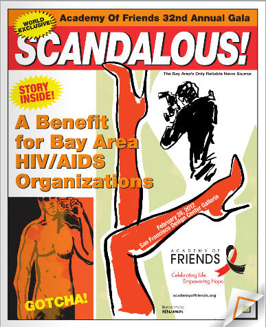 Gala Invitation - Scandalous - Click to Open